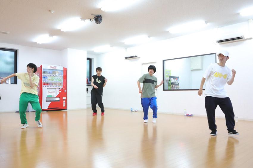 ダンススタジオSTOMP 倉敷