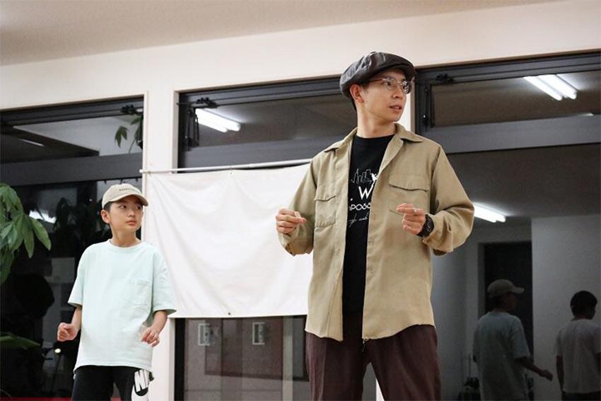 Lock Dance Lesson